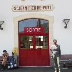 St. Jean Pied de Port station
