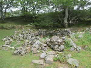 Roman ruin (Mesala & Agrippa's win 27-38 BC)