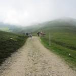 Mistry mountain climb