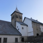 New church & Alburge