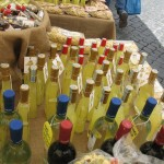 Limoncello at markets